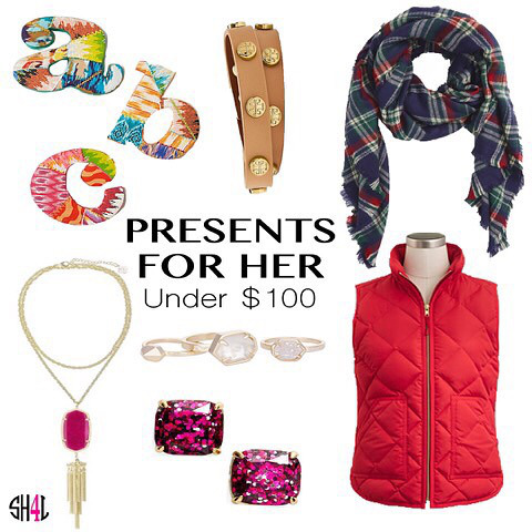 2015 Holiday Gift Guide - Presents for Her