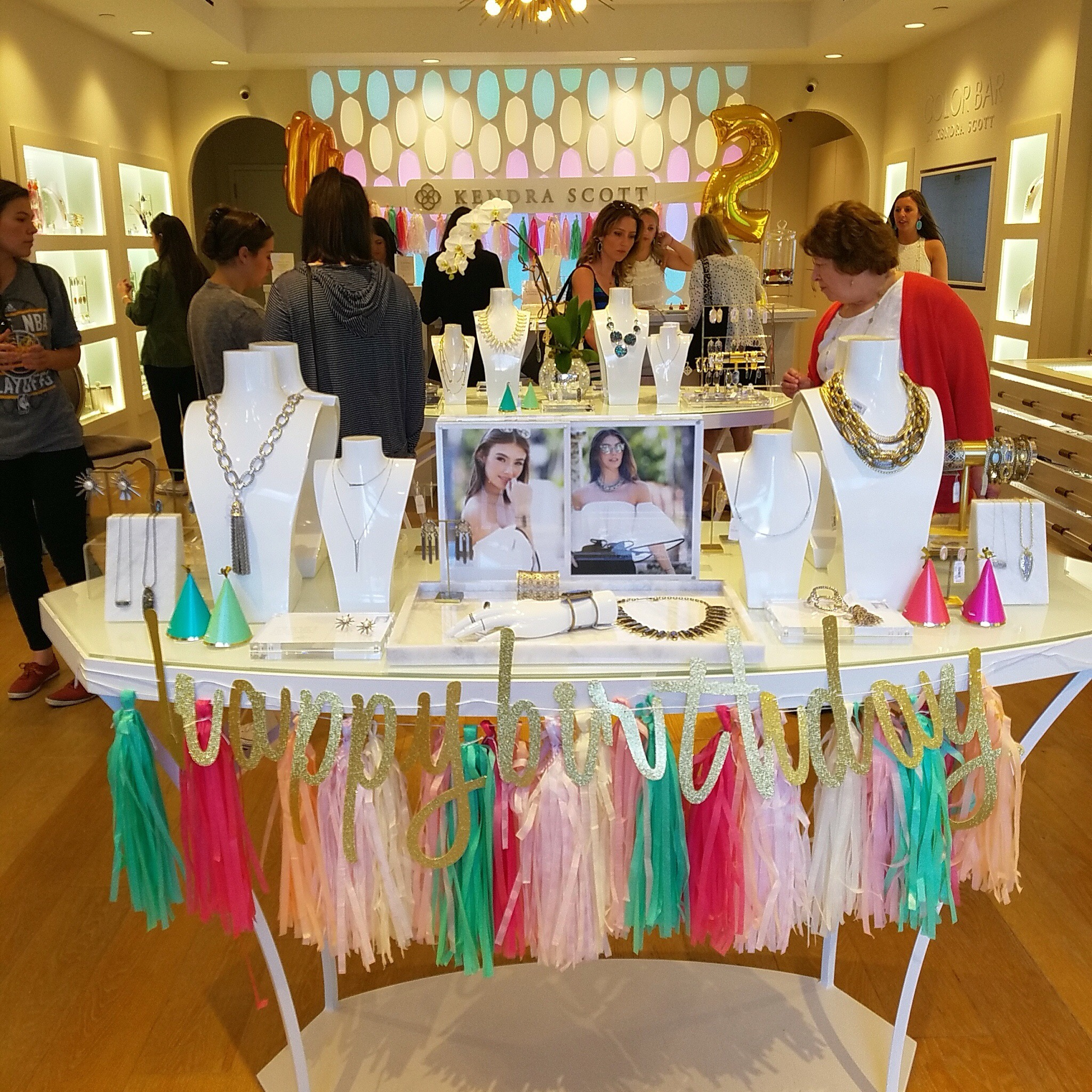 If your birthday has passed this year, Kendra Scott just added some new markdowns with savings up to 60% off. Kendra Scott is located at Hillsboro Road, Nashville. Hours of operation are Monday-Saturday, 10 a.m p.m., Sunday, noon-6 p.m. Follow Kendra Scott on Facebook for the latest offerings.